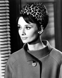 Charade (1963) Directed by Stanley Donen Shown: Audrey Hepburn
