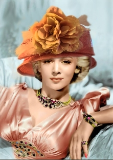 Carole Landis Charterhouse Rose